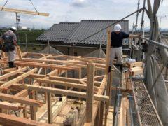 岐阜県瑞穂市木造新築工事