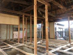 名古屋市西区 改装工事
