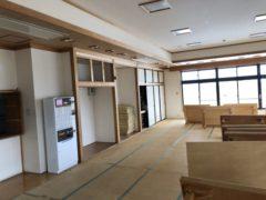 福島県、会津温泉改装工事  (写真2枚)